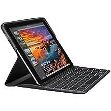 Logitech 920-008131 iPad Pro 9.7 Keyboard Case | Create: Backlit Wireless Keyboard with Smart Connector (Black)