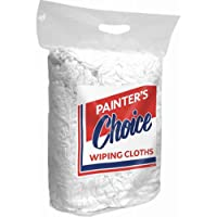 INTEX SUPPLY CO TV127685 4 lb Block White Knit Rag