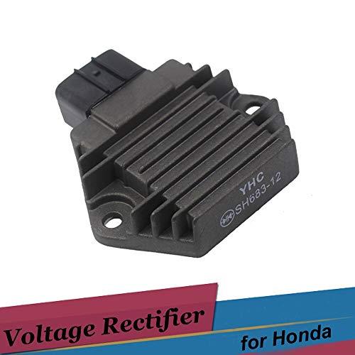 Cacys-Store - Motorcycle Voltage Regulator Rectifier 12v For Honda TRX400FW TRX450S/ES Foreman TRX350 FM FE Rancher 4x4 TRX450R TRX350 TE -