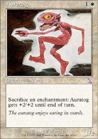 Magic: the Gathering - Auratog - Timeshifted