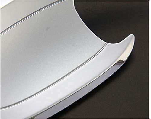 Chrome door handle Cup bowl Trim For Honda Accord Sedan 2013-2017