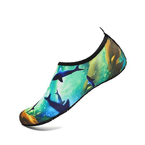 Shoes Dry Water Socks HooyFeel Mens Women and Skin Swim Aqua Quick Boat Beach for Jing Exercise Yoga Barefoot tqx0Ipxw