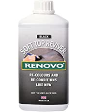 Renovo Reviver -  Tinte para Campana, 1 L-negro