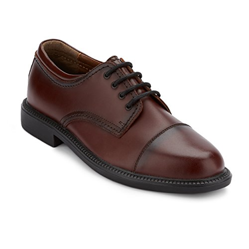 Dockers Men's Gordon Leather Oxford Dress Shoe,Cordovan,9.5 M US from Dockers