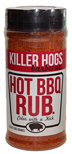 Killer Hogs The BBQ Rub, Hot BBQ Rub, and The A. P. Rub Tri-Pack Set by Killer Hogs (Image #4)