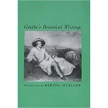 Goethe's Botanical Writings