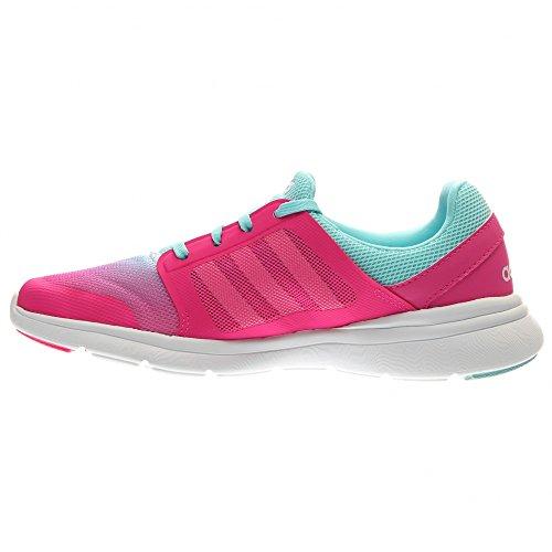 adidas Women's Cloudfoam xpression w Running Shoe, Shock