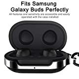 HALLEAST for Galaxy Buds Case Cover, Galaxy