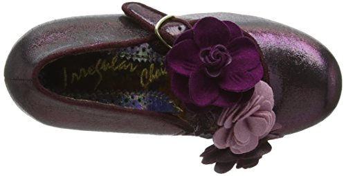 Irregular Choice Aurora - Tacones Mujer Morado - morado (Purple)