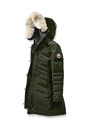 Canada Goose Women's Lorette Parka, Military Green