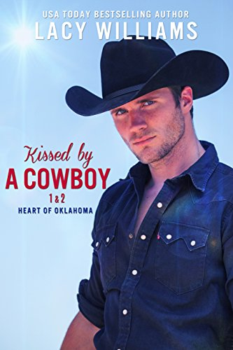 Kissed by a Cowboy 1 & 2: Sweet Cowboy Romance (Redbud Trails) cover
