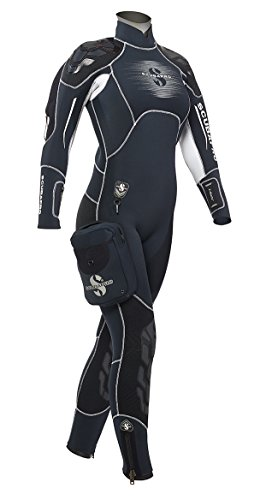 Scubapro Nova Scotia Women's 6mm Semi-Drysuit (X-Large Short)