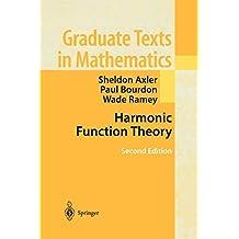 Harmonic Function Theory: 137