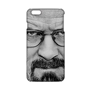HUTGUF 3D Case Cover Breaking Bad Phone Case for iPhone6 plus