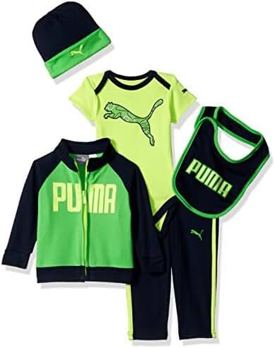 PUMA Boys' 5-Piece Hoodie Set