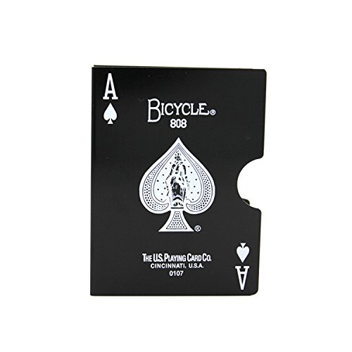 Aluminum Bicycle Card Protector Poker Deck Box Use For Storage Magical The Gathering Cards Container by Deck Boxes (Image #2)