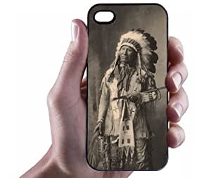 Native American iPhone 5 Case - Hard Shell Cell Phone Case