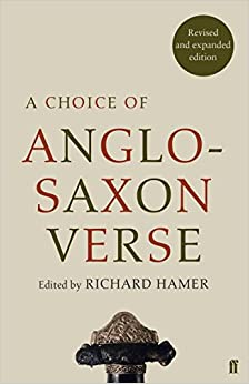 Book A Choice of Anglo-Saxon Verse