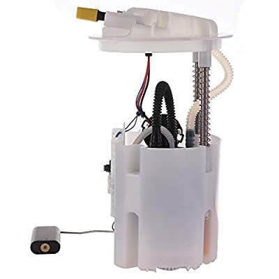 ROADFAR Fuel Pump Assembly Electrical Module with Sending Unit Fit for Chrysler Town Country Grand Caravan Dodge Ram C V Volkswagen Routan 2011 2012 2013 2014 2015 V6 3.6L Compatible with E7272M: Automotive