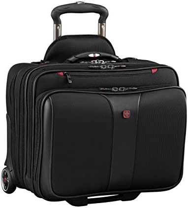 Wenger Luggage Patriot 2 Piece Business