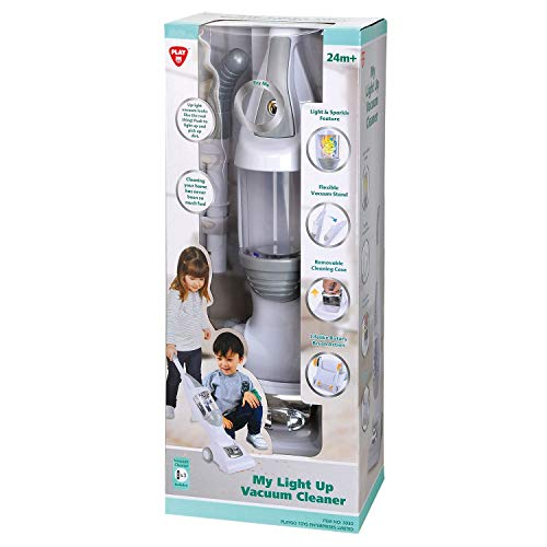 PlayGo My Light Up Vacuum Cleaner ~ White