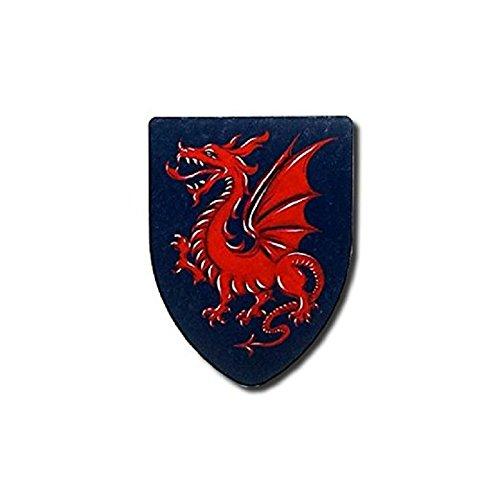 レッドドラゴン中世Shield – 16ゲージスチールBattle – Ready – ブルー ブルー – Oneサイズ Oneサイズ B06XY6LPS6, 安堵町:48df934f --- capela.dominiotemporario.com