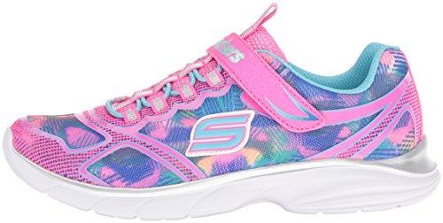 Pictures of Skechers Kids Girls' Spirit Sprintz SneakerNeon Pink/ 81335L 5