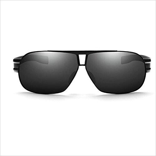 1 HOME Hombre Libre Square Gafas Aire Color QZ Luz Gafas UV Sol Conducir Pesca HD polarizada 400 Sra de al Viaje de 3 BFwFIq