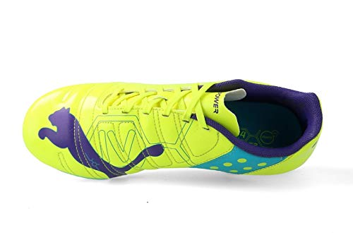 Taille Chaussures Football Evopower de 4 Jaune 37 Junior Puma UgR60OR