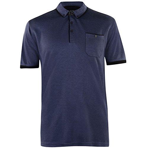 Pierre Cardin Hombre Camisa Polo Bolsillo Pique kXSgutg