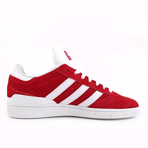 Scarlet Busenitz Red 46 White Adidas 5 1Uqwvw