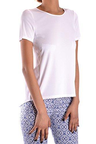 Dondup Mujer S672JF184DXXX000 Blanco Viscosa T-Shirt