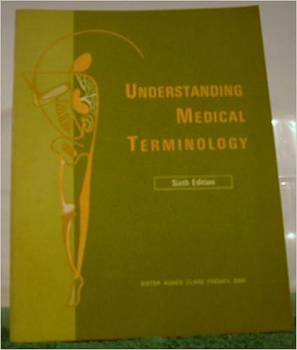 Download online Understanding medical terminology PDF, azw (Kindle), ePub, doc, mobi