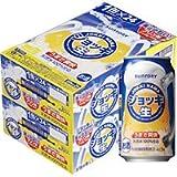 【2ケースパック】ジョッキ生爽快辛口/サントリー 350ml×48缶 1セット