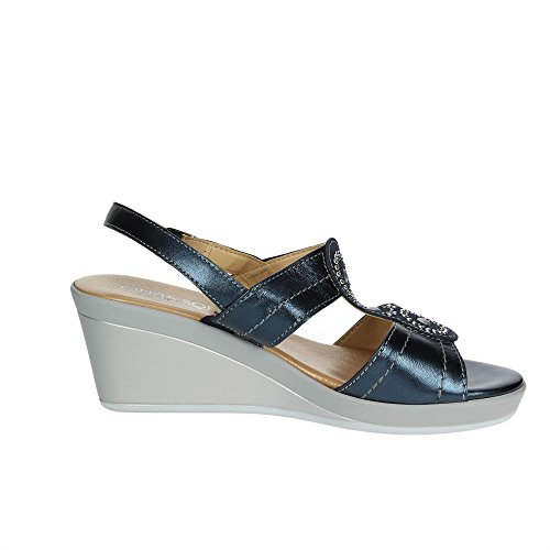 Cinzia Soft IO5681-C 003 Sandalo Donna Blu 39