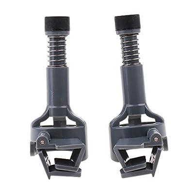 Baoblaze 4pcs Landing Gear Landing Feet Bracket Protector heighten For DJI Spark RC Drone: Toys & Games