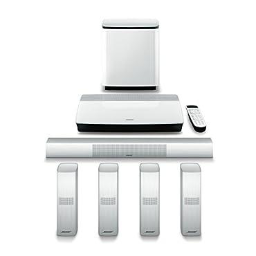 Bose Lifestyle 650 Home Entertainment System, White