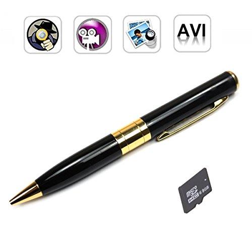 Ortz® Spy Camera Pen