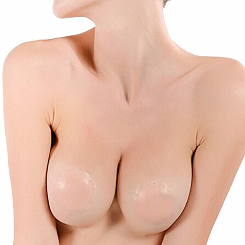 Pasties Self-adhesive Silicone Nipple Covers Washable and reusable (2 Pairs)