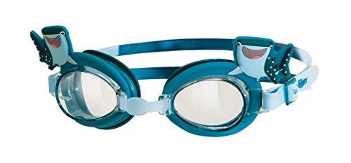 Zoggs Lunettes de natation réglables pour enfant Personnage «Le Monde de Dory» Turquoise/Green