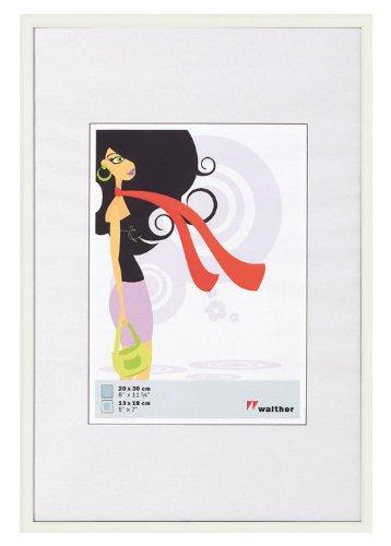 246 opinioni per Walther New Lifestyle, Cornice in Plastica, Bianco, 60 x 90 cm