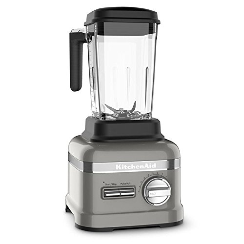 KitchenAid174; Pro Line 3.5 HP Blender Sugar Pearl Silver KSB7068SR