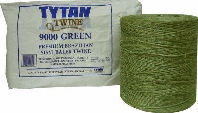 2PK 16K GRN Sisal Twine by TYTAN INTERNATIONAL LLC