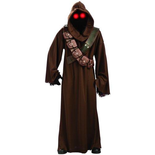 Rubie's Men's Star Wars Jawa Costume, Multi-Color,