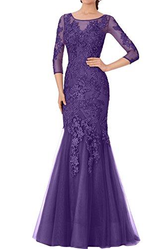 Ivydressing - Vestido - para mujer morado 60