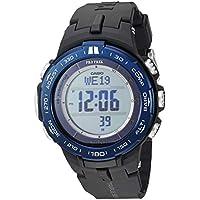 Casio Men's Pro Trek Stainless Steel Quartz Watch