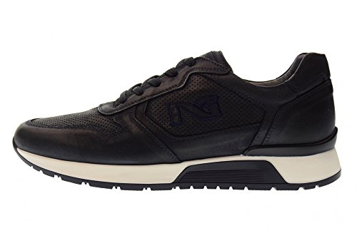 200 Sneakers Nero Scarpe Blu Uomo Giardini Basse Nero Giardini P800235U 6Xq5ZwR8x
