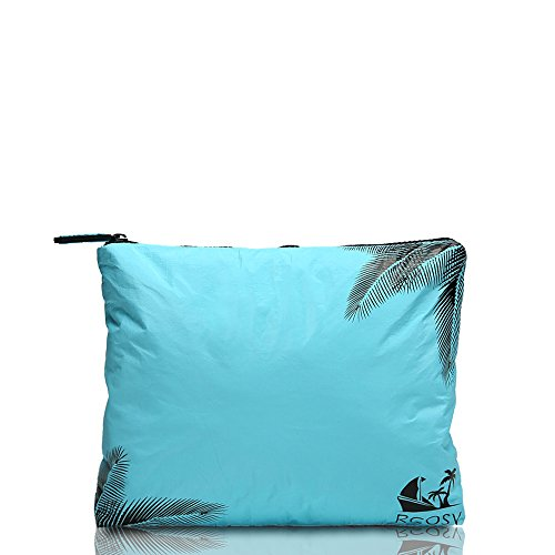 Tyvek Waterproof Pouch Cosmetic Beauty Bag Handy Pouch Bag Makeup Clutch Pouch Storage Toiletry Pouch Wet Swimsuit (Collection Swimsuit)