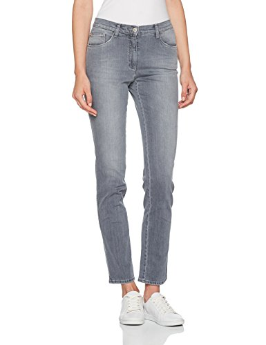 Mary 5 Jeans Grey Silver Slim Used Bx Grey Brax Women's zHqIEE