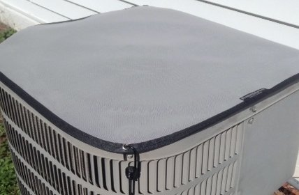 metal air conditioner cover - 7
